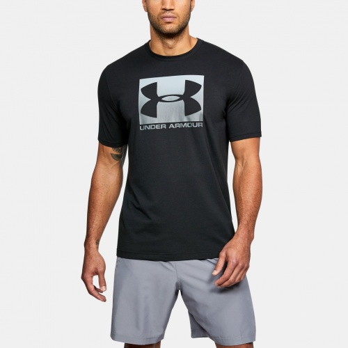 Imbracaminte - Under Armour Boxed Sportstyle T-Shirt | fitness