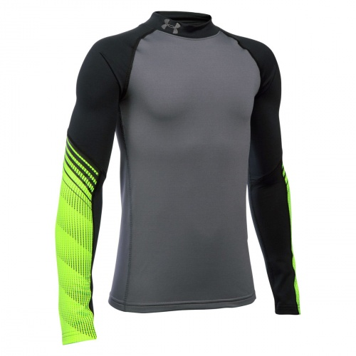 Imbracaminte - Under Armour Boys ColdGear Armour Up Mock 0740 | Fitness