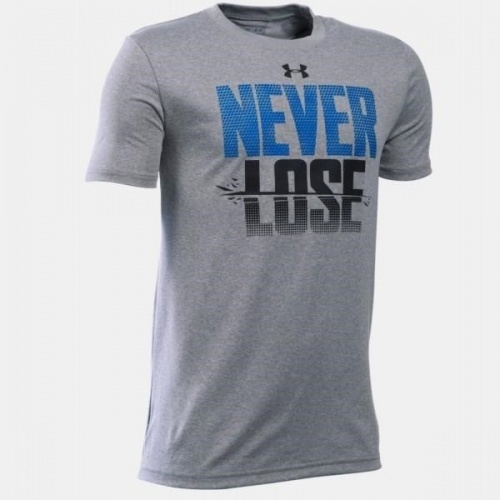 Imbracaminte - Under Armour Boys Never Lose T-Shirt 0837 | Fitness