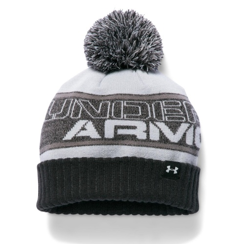 Accesorii - Under Armour Boys Pom Beanie 2195 | Fitness