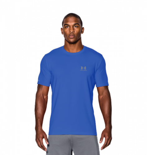 Imbracaminte - Under Armour CC Left Chest Lockup Shirt 7616 | Fitness
