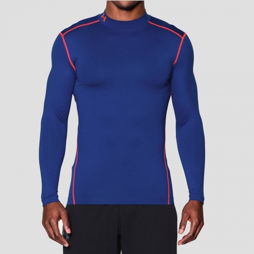 Imbracaminte - Under Armour CG Armour Compr. Mock | fitness