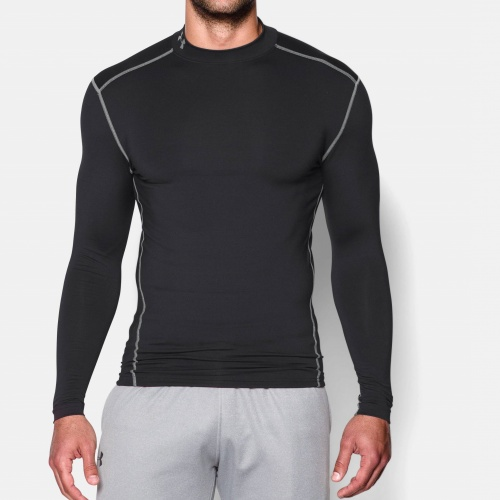 Imbracaminte - Under Armour ColdGear Armour Compr. Mock | Fitness
