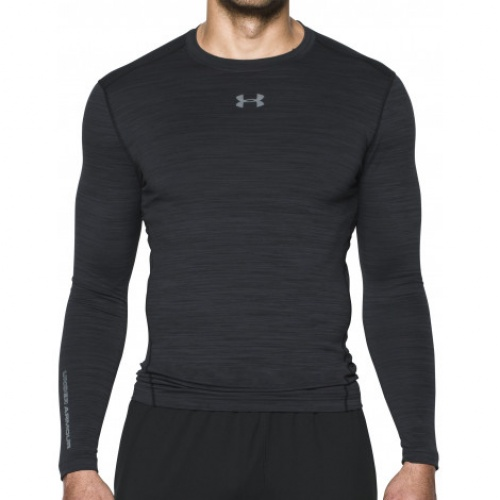 Imbracaminte - Under Armour ColdGear Armour Twist Crew Compression LS 0797 | Fitness