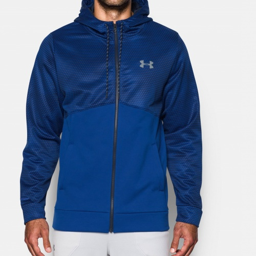 Imbracaminte - Under Armour Fleece Full Zip Hoodie | fitness