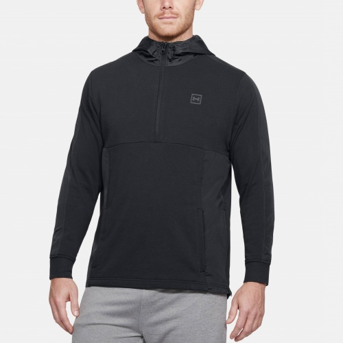 Imbracaminte - Under Armour Microthread Terry Hoodie 0585 | Fitness