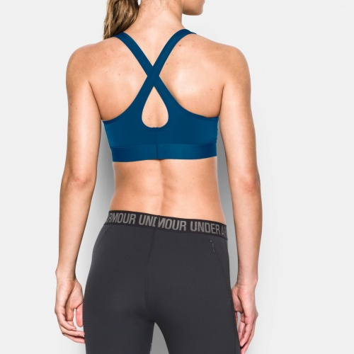 Imbracaminte - Under Armour Mid Crossback Bra | Fitness