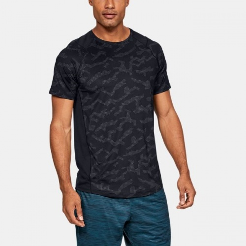 Imbracaminte -   under armour MK-1 Short Sleeve Printed 7249 | Fitness