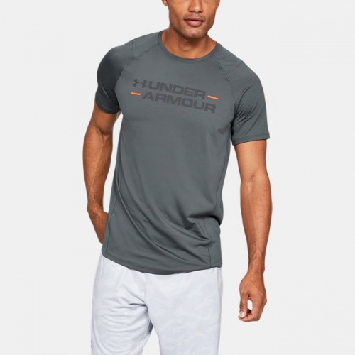 Imbracaminte - Under Armour MK-1 Wordmark Short Sleeve Shirt 7248 | Fitness