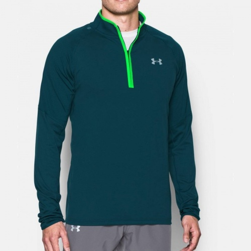 Imbracaminte - Under Armour No Breaks 1/4 Zip 5037 | Fitness