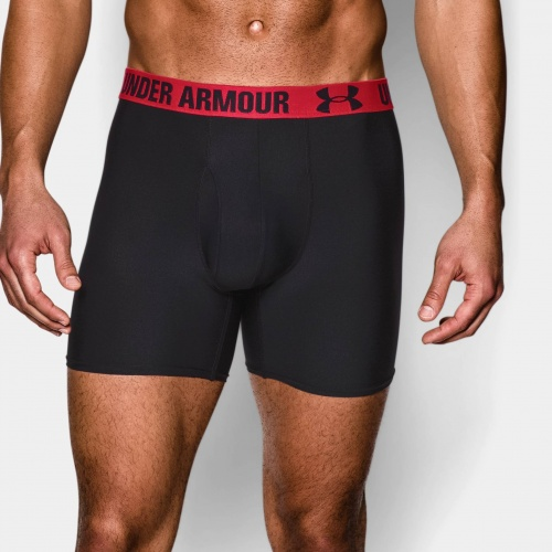 Imaginea produsului: under armour - Performance Boxerjock 2 Pack