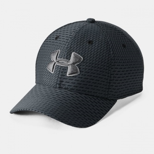 Accesorii - Under Armour Printed Blitzing 3.0 Stretch Fit Cap 5038 | Fitness