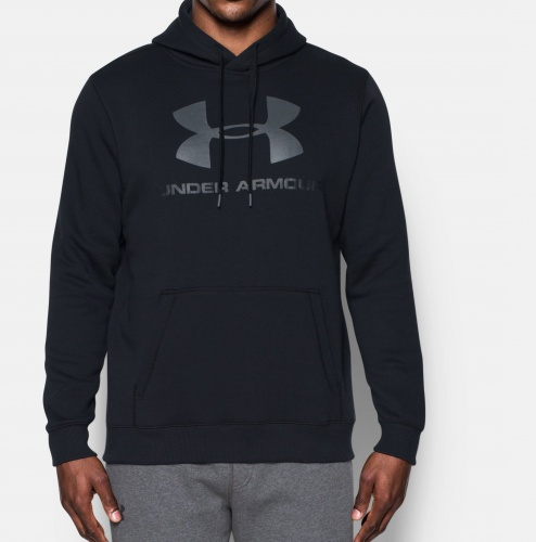 Imbracaminte - Under Armour Rival Fleece Fitted Hoodie | Fitness