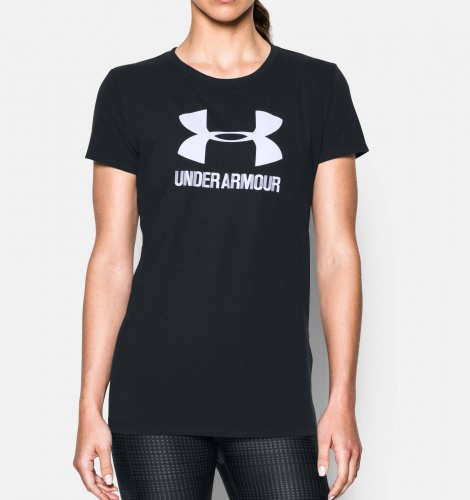 Imbracaminte - Under Armour Sportstyle Crew Shirt | fitness