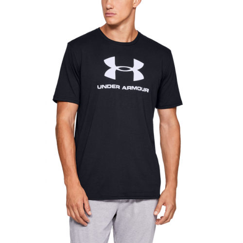 Imbracaminte - Under Armour Sportstyle Logo Short Sleeve T-Shirt 9590 | Fitness