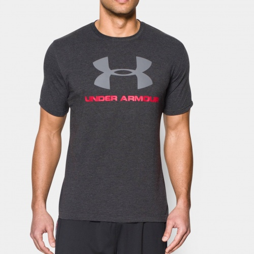 Imbracaminte - Under Armour Sportstyle Logo T-Shirt | fitness