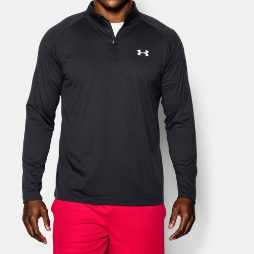 Imbracaminte - Under Armour Tech 1/4 Zip Long Sleeve | fitness