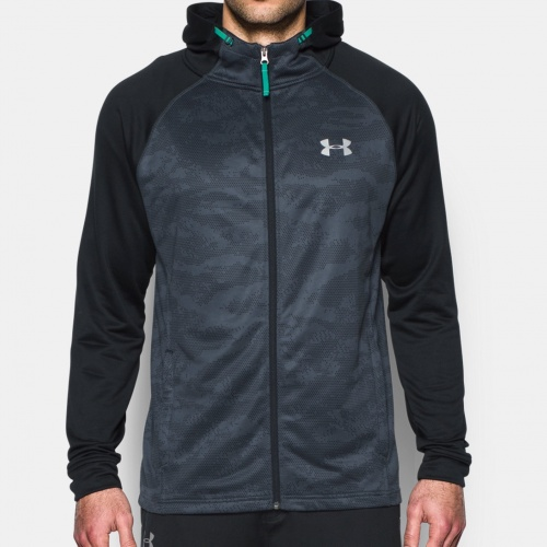 Imaginea produsului: under armour - Tech Terry Fitted Hoodie