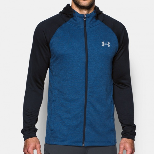 Imbracaminte - Under Armour Tech Terry Fitted Hoodie | fitness