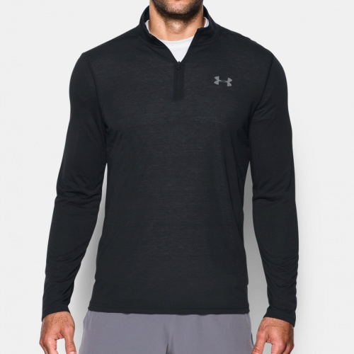 Imbracaminte - Under Armour Threadborne Fitted 1/4 Zip 0270 | Fitness
