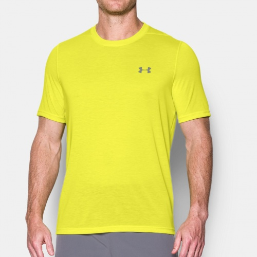 Imbracaminte - Under Armour Threadborne Fitted T-Shirt | Fitness