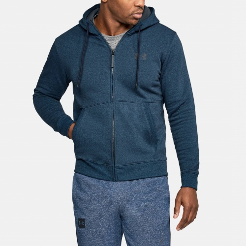 Imbracaminte - Under Armour Threadborne Fleece Full Zip | fitness