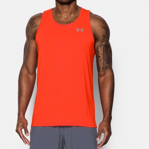 Imbracaminte - Under Armour Threadborne Streaker Singlet | fitness