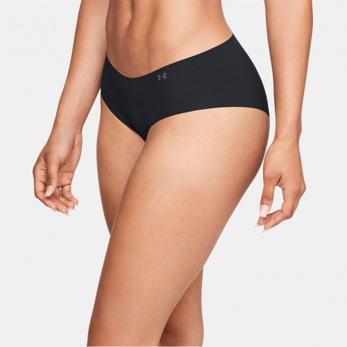 Accesorii - Under Armour UA Pure Stretch Hipster 3-Pack 5616 | Fitness