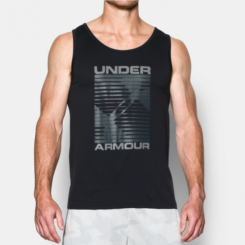 Imbracaminte - Under Armour UA Tech Turned Up Tank 0835 | Fitness