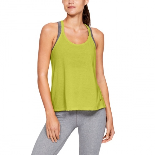 Imbracaminte - Under Armour Whisperlight Foldover Tank 8902 | Fitness