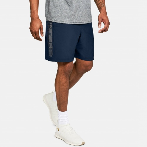 Imbracaminte - Under Armour Woven Graphic Wordmark Short 0203 | Fitness