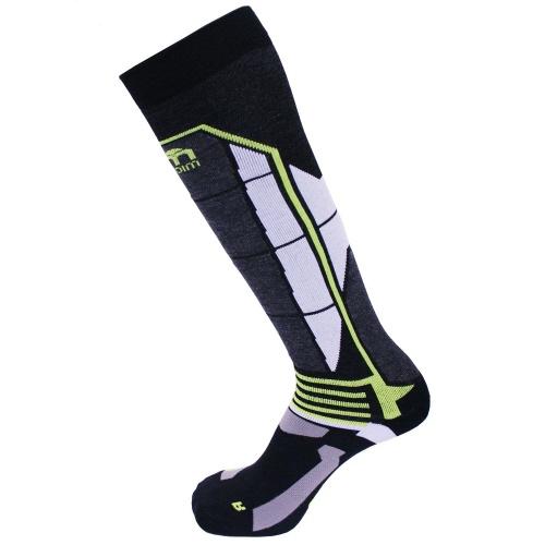 Ciorapi Ski & Snow - Mico Argento Ski Sock | Imbracaminte