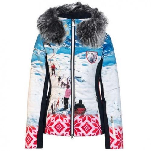 Sportalm Chipa Jacket with Fur