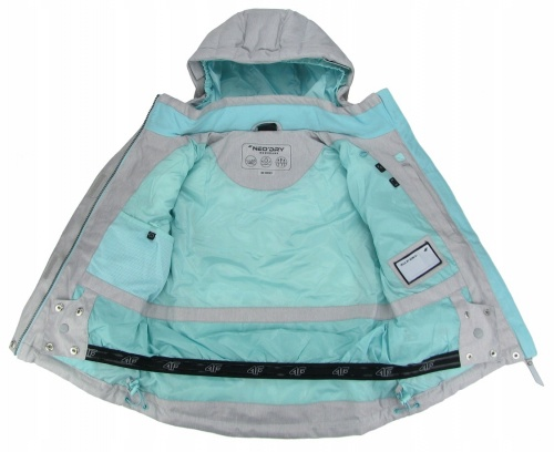 Geci Ski & Snow -  4f Girls Ski Jacket JKUDN001