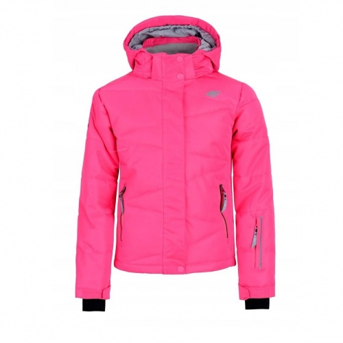 Geci Ski & Snow - 4f Girls Ski Jacket JKUDN001 | Imbracaminte-snow
