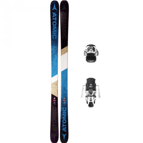 Ski - Atomic PUNX SEVEN + WARDEN 13DT | ski