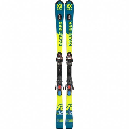 Ski - Volkl Racetiger SL R + XCell 16 | Ski