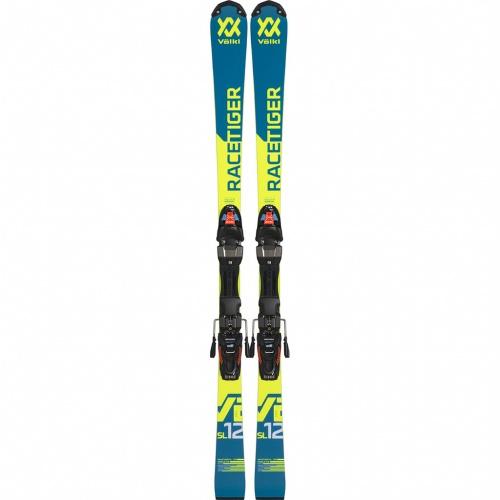 Ski - Volkl Racetiger SL R Jr + Race 10 | ski