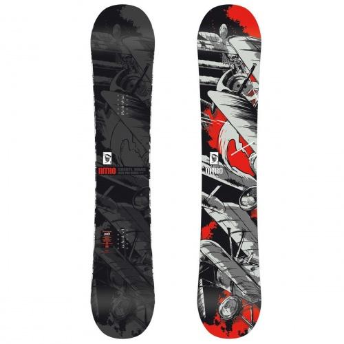 Placi Snowboard - Nitro Cheryl Maas Pro Series | snowboard