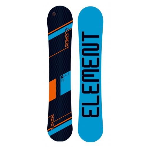 Placi Snowboard - Stuf Element Rocker 2.0 | Snowboard