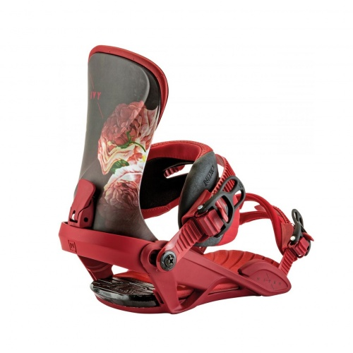 Legaturi Snowboard - Nitro IVY Binding | Snowboard
