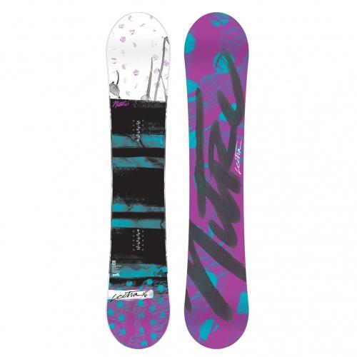 Placi Snowboard - Nitro LECTRA BRIGHT | snowboard