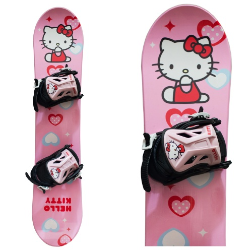 Placi Snowboard - Hello Kitty Set Hello Kitty | Snowboard
