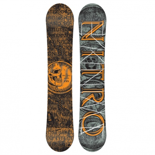 Placi Snowboard - Nitro SWINDLE | snowboard