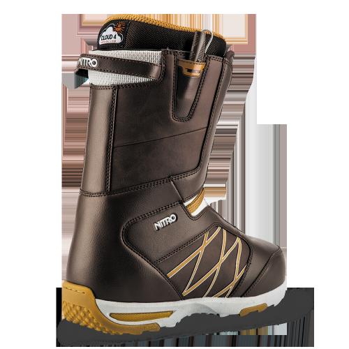 Boots Snowboard - Nitro The Anthem TLS | snowboard