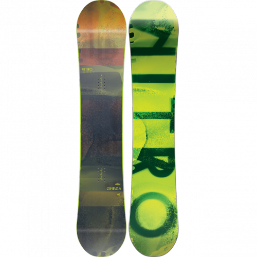 Placi Snowboard - Nitro The Cinema | Snowboard