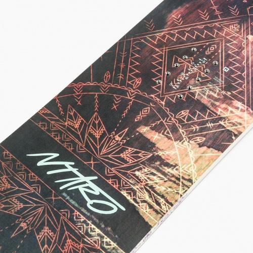 Placi Snowboard -  nitro The Mystique