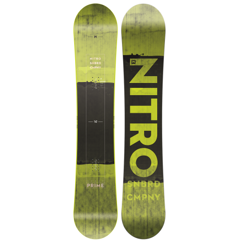 Placi Snowboard - Nitro The Prime Toxic | snowboard
