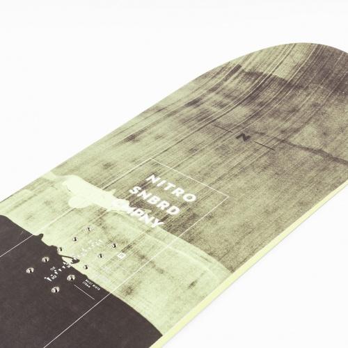 Placi Snowboard -  nitro The Prime Toxic