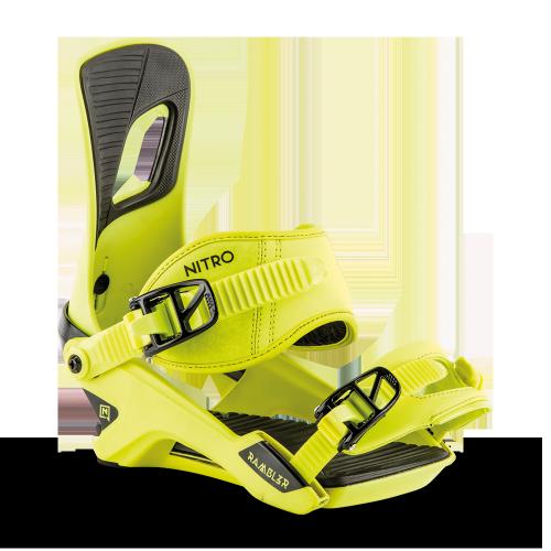 Legaturi Snowboard -  nitro The RAMBLER